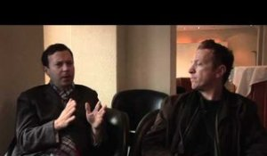 Buffalo Tom interview - Bill Janovitz and Chris Colbourn (part 3)