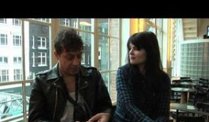 The Kills interview - Alison Mosshart and Jamie Hince (part 1)