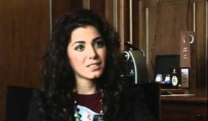 Katie Melua interview - 2008 (part 4)