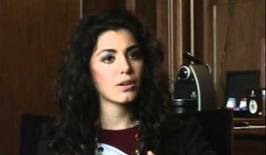 Katie Melua interview - 2008 (part 2)