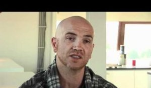 The Script interview - Danny O'Donoghue, Glen Power and Mark Sheehan (deel 3)