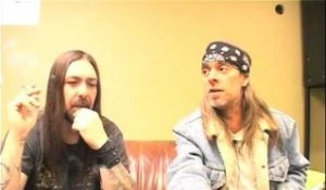 Down interview - Rex Brown and Jimmy Bower 2008 (part 8)