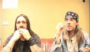 Down interview - Rex Brown and Jimmy Bower 2008 (part 6)