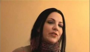 Evanescence interview - Amy Lee (part 3)