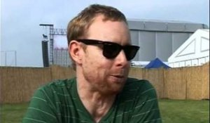 Foo Fighters interview - Nate Mendel (part 2)
