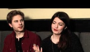 Blood Red Shoes interview - Steven Ansell and Laura-Mary Carter (part 2)