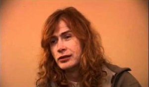 Megadeth interview - Dave Mustaine (part 3)