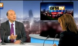 BFMTV 2012 : Pierre Moscovici, le reportage
