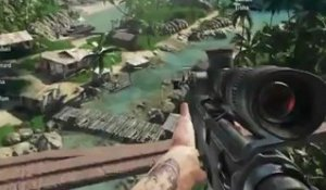 Far Cry 3 trailer :  gameplay du mode coop