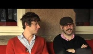 OK Go interview - Damian Kulash and Tim Nordwind (part 1)