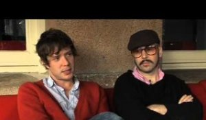 OK Go interview - Damian Kulash and Tim Nordwind (part 4)