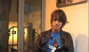 Paolo Nutini 2007 interview (part 1)