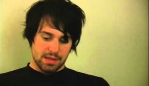 Panic! At the Disco 2006 interview - Brendon Urie and Jon Walker (part 3)