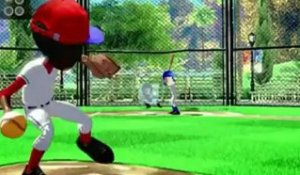Sports Connection : WiiU Gamescom 2012 Trailer