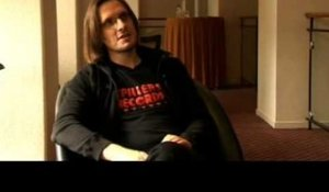 Porcupine Tree 2009 interview - Steven Wilson (part 5)
