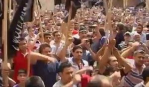 Manifestation anti-amércaine au Liban: un mort