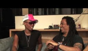 Skunk Anansie 2010 interview - Skin and Cass (part 3)