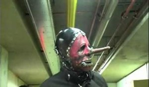Slipknot 2005 interview - Chris Fehn (part 1)