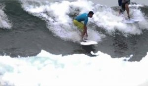 Surfing Bali Summer 2012 - Surf video - Cool Shoe Tricks & Chicks