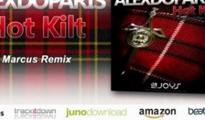 Alexdoparis - Hot Kilt [ the remixes pack ]