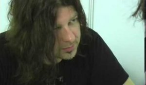 Stone Sour 2006 interview - Jim Root (part 6)