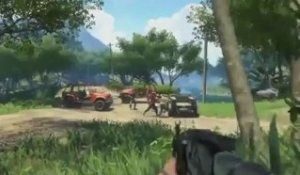 Far Cry 3 - Featurette #01 : Dynamic World and Dangerous Inhabitants