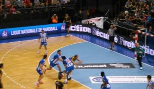 Chambéry - Dunkerque / But Detrez / Handball France