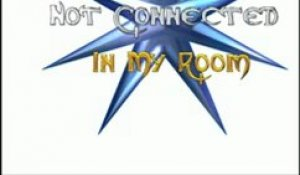 Not Connected - In my room (electro radio)