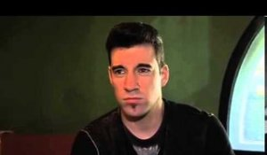 Theory of a Deadman 2010 interview - Tyler Connolly (part 1)