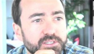 The Shins 2006 interview - James Mercer (part 1)
