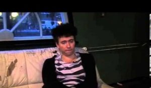 The Raveonettes 2009 interview - Sune Rose Wagner (part 3)