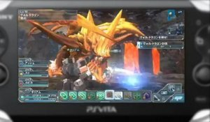 Phantasy Star Online 2 - Bande-annonce #6 - Version PS Vita (TGS 2012)