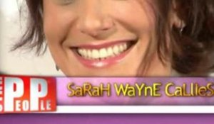 Sarah Wayne Callies : The Walking Dead