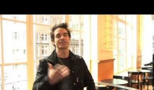 Train 2010 interview - Pat Monahan (part 3)