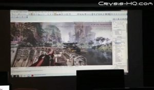 CryENGINE 3 Presentation - Crysis 3 technologie - Démonstration