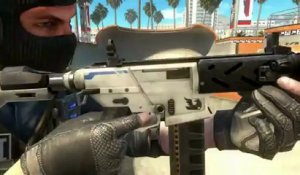 Call of Duty Black Ops 2 - Revolution DLC Gameplay