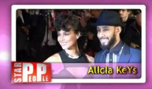 Alicia Keys : Girl on Fire