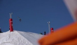 SFR Tour 2013, l'Alpe D'Huez - Big-Air