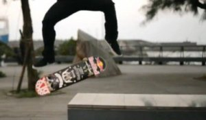 Skateboard - Welcome to the Team - Denny Pham - 2013