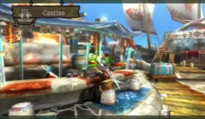 Monster Hunter 3 Ultimate - La Marina : Missions et explorations
