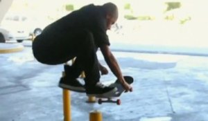 Skateboard - Luis Tolentino returns to the Dominican Republic - Ep 1 - 2013