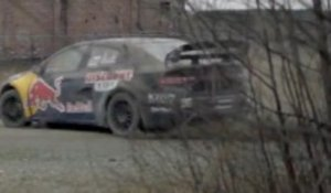 Pastrana Racing - Rallycross - Team Launch - 2013