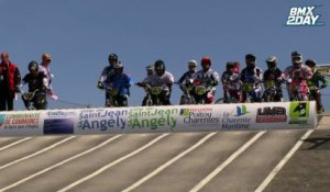 Replay Coupe de France BMX Saint Jean d'Angely Dimanche 14 avril de 10h à 13h