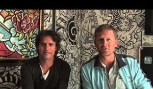 Racoon interview - Bart en Stefan (deel 1)