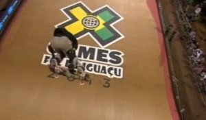 Burnquist Wins Gold - X-Games Foz do Iguacu - 2013