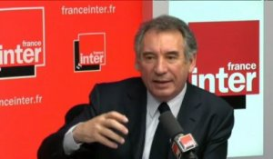 François Bayrou, L'Invité de France Inter - 240413