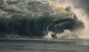 Big waves - Bodyboard - 2013