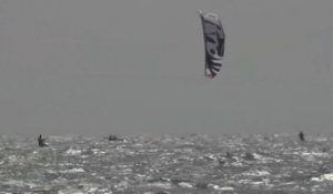 Final Slalom Race - Day 4 - MINI Kiteboard World Tour - PKRA 2013 MEXICO - Riviera Nayarit
