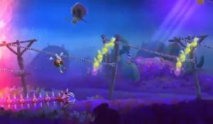 Rayman Legends - Gameplay - E3