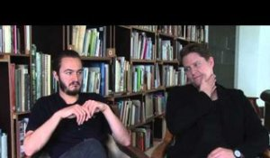 Editors interview - Tom and Russell (part 3)